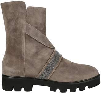 Fabiana Filippi Bead Embellished Boots
