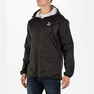 Puma Men's Archive Windbreaker Jacket