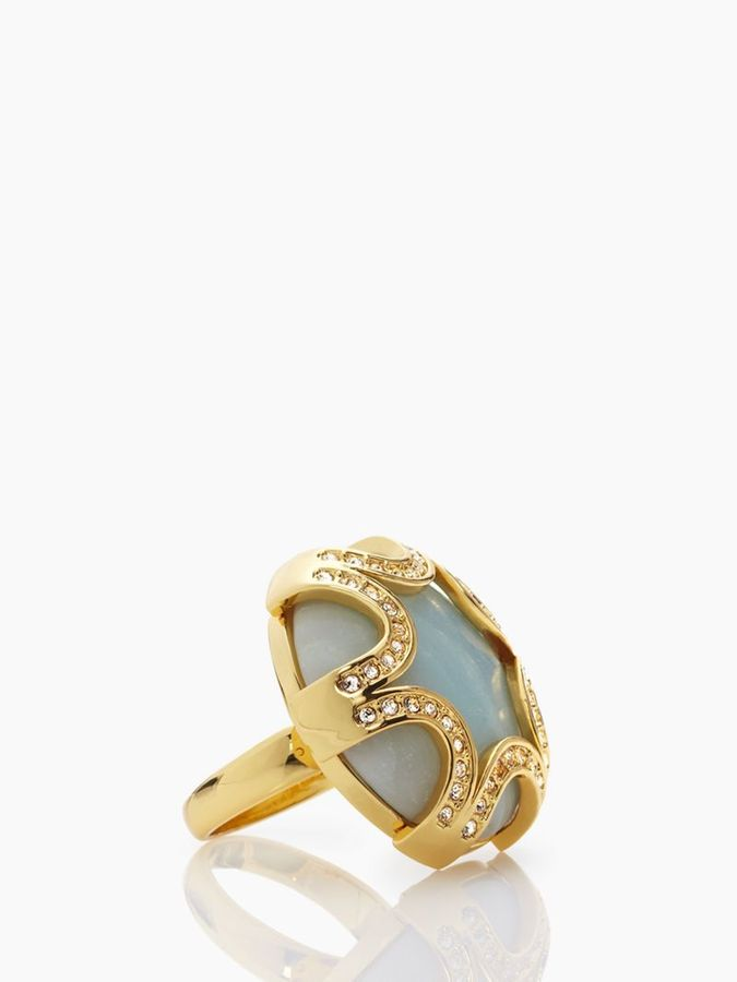 Kate Spade Quarry jewels ring