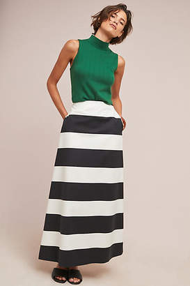 Marimekko Galleria Striped Maxi Skirt