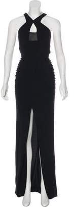 Yigal Azrouel Sleeveless Maxi Dress