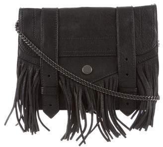 Proenza Schouler PS1 Fringed Pouch Shoulder Bag