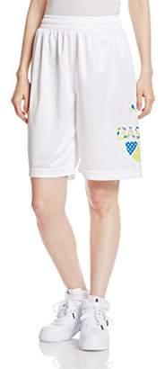 Converse (コンバース) - (コンバース)CONVERSE レディース バスケットボール ウェア レディース プラクティスパンツ CB371801 1100 ホワイト O