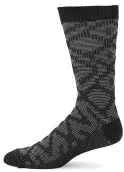 UGG Textured Crew Socks