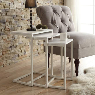 Laurèl Foundry Modern Farmhouse Zenia 3 Piece Nesting Tables