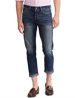 Polo Ralph Lauren Mens Sullivan Slim Cropped Jean