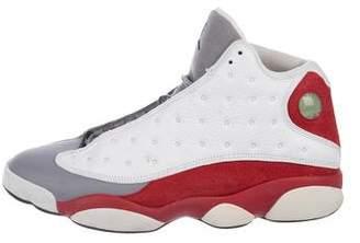 Nike Jordan 13 Retro Grey Toe Sneakers