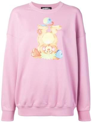 Jeremy Scott (ジェレミー スコット) - Jeremy Scott bear print sweatshirt