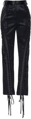 Dolce & Gabbana Lace Up Pants