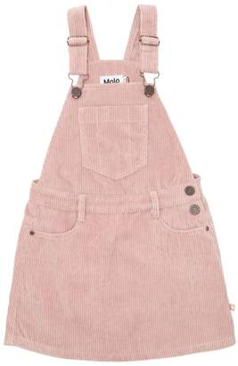 Molo Corduroy Overall Dress