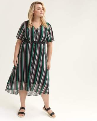 Plus Size Chiffon Maxi Dresses Canada - Dress Foto and Picture
