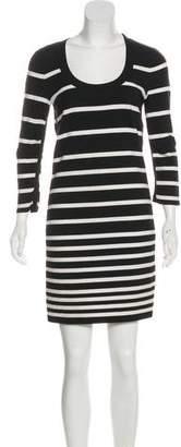Rag & Bone Stripe Mini Dress