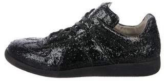 Maison Margiela Replica Glitter Sneakers