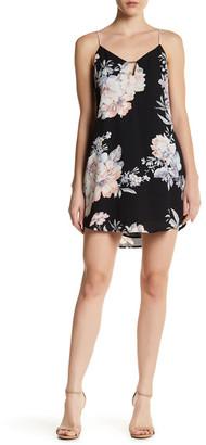 Socialite Floral Print Cami Dress $58 thestylecure.com
