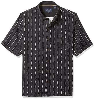 Nat Nast Men's Neat Traditional Fit Print Shirt