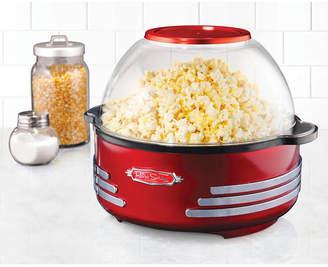 Nostalgia Electrics Nostalgia Sp300Retrored 6-Quart Stirring Popcorn Popper