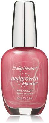 Sally Hansen Nail Growth Miracle Nail Color Pretty Petunia
