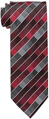 Geoffrey Beene Men's Big-Tall New Rafalla X-Long Tie