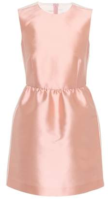 RED Valentino Sleeveless satin dress