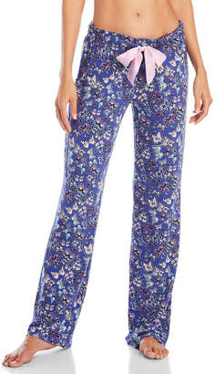 juicy couture Couture Crush Butterfly Print Pajama Pants
