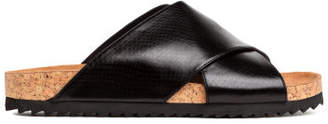 H&M Mules - Black
