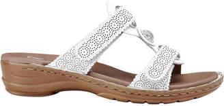 ara Hawaii White Sandal
