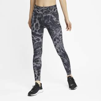 Nike Women's Printed Tights One Luxe