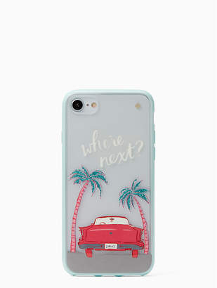 Kate Spade Where Next Iphone 7/8 Case