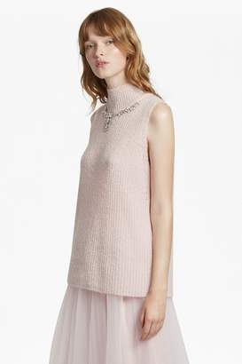 French Connenction Mathilde Knit High Neck Jumper