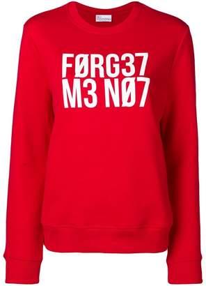 RED Valentino F0RG37 M3 N07 sweatshirt