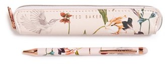 Ted Baker London Wild and Wolf x Ted Baker London Touchscreen Stylus & Stylus Case