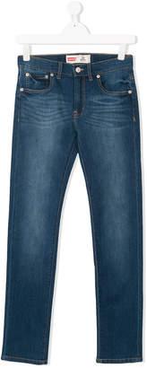 Levi's Kids Teen faded jeans