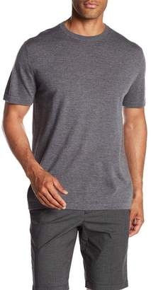 Theory Veloy Short Sleeve Wool Tee