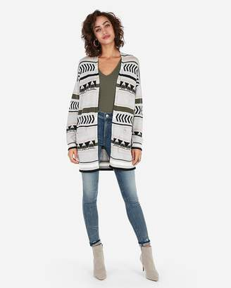 Express Aztec Cover-Up