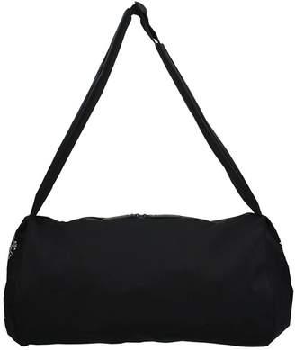 Y-3 Black Techical Fabric Duffle Bag