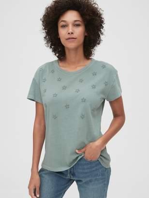 Gap Authentic Crewneck T-Shirt