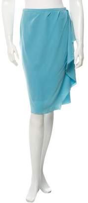 Kira Plastinina Lublu Silk Skirt w/ Tags