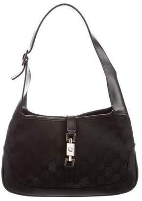 Gucci GG Canvas Small Jackie O Bag