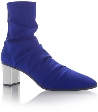 Emilio Pucci Solid Ankle Boot $990 thestylecure.com