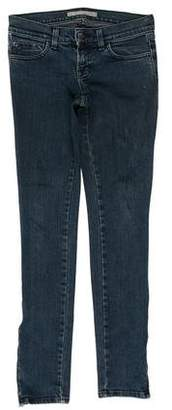 J Brand The Deal Low-Rise Skinny Jeans