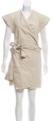 Isabel Marant Sleeveless Wrap Dress w/ Tags