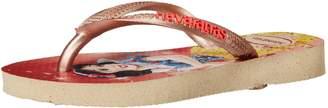 Havaianas Slim Princess Slip-On Thong Strap Sandals