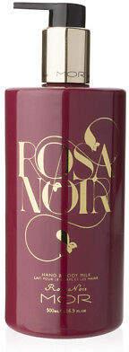 MOR NEW Rosa Noir Hand & Body Milk 500ml