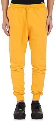 Stampd Men's Stretch-Cotton Fleece Jogger Pants