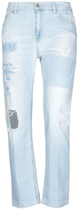 Dondup Denim pants - Item 42719202UG