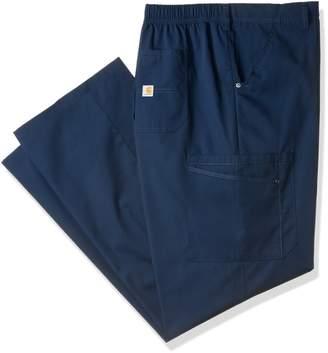 Carhartt Men's Rockwall Cargo Scrub Pant