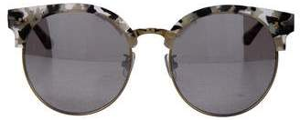 Gentle Monster Round Oversize Sunglasses