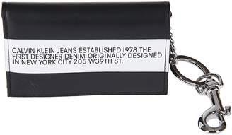 Calvin Klein Jeans Attached Chain Wallet