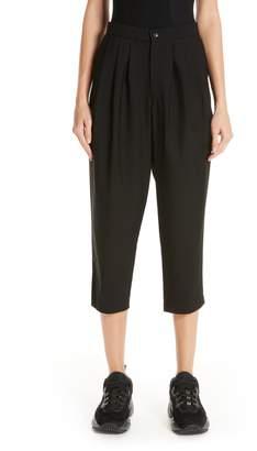 Comme des Garcons Pleated Wool & Cashmere Pants
