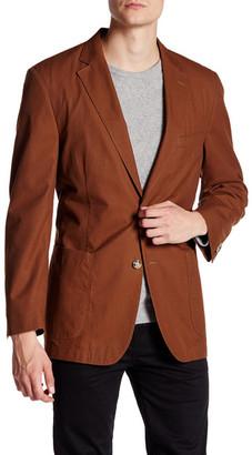 Kroon Two Button Notch Lapel Sports Coat $325 thestylecure.com